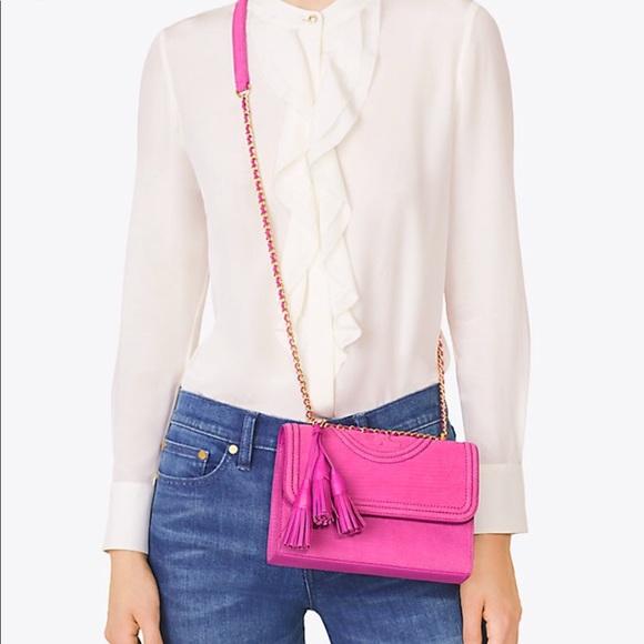 663a37ef4cb Tory Burch Bags | Nwt Fleming Convertible Shoulder Bag | Poshmark